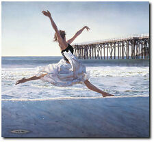 To Dance Before the Sea and Sky by Steve Hanks  Fine Art Giclee Canvas L/E 75