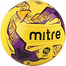 MITRE FLUO MANTO V12S MATCH FOOTBALL - Sizes 4 and 5