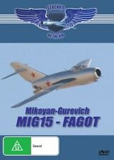MIG15 FAGOT - LEGENDS OF THE AIR - NEW DVD FREE LOCAL POST