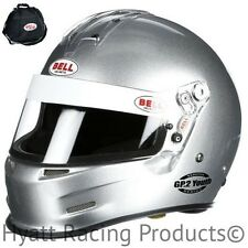 Bell GP.2 Youth Auto Racing Helmet SFI.24.1/2015 - All Sizes & Colors (Free Bag)