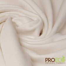 Pre-Activated ProECO Organic Cotton French Terry 300 GSM (Made in USA)