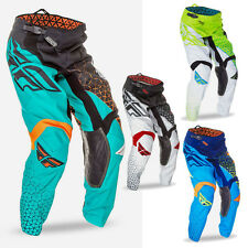 Fly Racing Kinetic Trifecta Youth Off Road Dirt Racing Motocross Pants