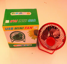 Notebook Laptop Computer Portable PC USB Mini Fan Cooler New