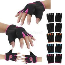 Unisex Breathable Half Finger Bike Bicycle Cycling Riding Gloves
