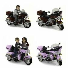 Kids Chopper Cruiser Style Ride On Electric Childrens 6v Battery Toy Bike