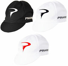 PINARELLO OFFICIAL PRODUCT CYCLING TEAM BIKE CAP (Various Colours)