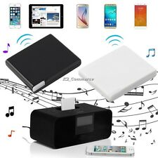 Wireless Bluetooth A2DP AVRCP Music Receiver Adapter for iPod Dock Speaker K2