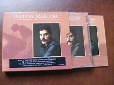 Freddie Mercury - Solo (Mr Bad Guy/Barcelona/Bonus, 2000) - 3 CD Album SET