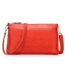 Elegant Small Leather Tote Purse Outdoor Shoulder Crossbody Bags Evening Purses