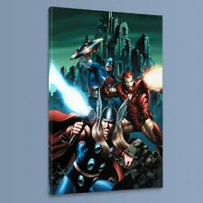 "Marvel Comics ""Thor #81"" Limited Edition Giclee on Canvas with COA"