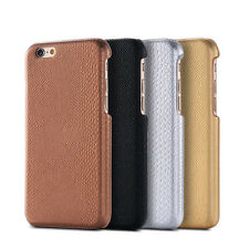 Stylish Lizard Skin PU Leather Back Cover Case For Apple iPhone 6 or 6S 4.7""
