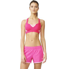 Adidas GT Supernova Womens Pink Climacool Running Sports Bra Support Top