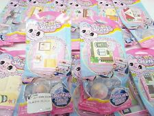 SQUINKIES POP UP PLAY SET CARDS & FIGURES LOT OF 15 ASSORTED PACKS BRAND NEW