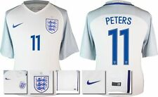 *2016 - NIKE ; ENGLAND HOME SHIRT SS / PETERS 11 = SIZE*