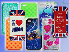 iPhone 4 4S Phone Cover Protective Case Case Half Shell Bag for Smartphone