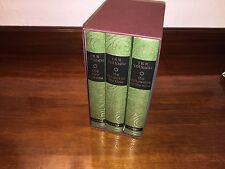LORD OF THE RINGS LOTR Trilogy FOLIO SOCIETY BOOKS JRR TOLKIEN 2001 EDITION