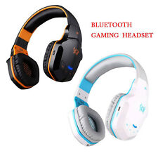 Wireless Bluetooth Stereo Gaming Headphone Headset With Mic For IPhone Samsung