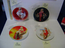 MARILYN MONROE PLATES, PLAYING CARDS, TRADING CARDS, WATCHES and MORE!!!