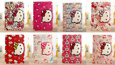 "For Apple iPad Pro 2 9.7"" Hello kitty Flip Pu Leather case Cover Pouch Stand"