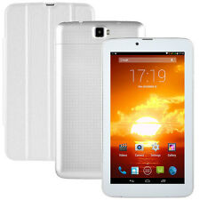 "725C 7"" Dual SIM Phablet Unlocked 3G Smartphone Android 4.4 Dual Core Wifi 8GB"