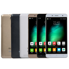 "5.5"" CUBOT H1 16GB Cell Quad Core Android Dual Sim GPS Unlocked 4G Smartphone HD"