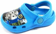 Thomas the Tank Engine WILBERT Croc Style Clogg in Blue size 5,6,7,8,9,10