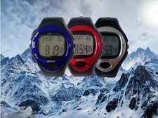 2018 new Sport Pulse Heart Rate Monitor Calories Counter Fitness Wrist Watch