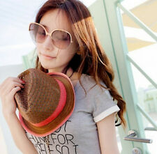 HOT Fashion summer day Lady Sun hat Straw hat