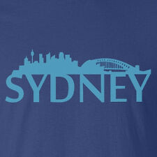 New Australia Day T-shirt Sydney Harbor Bridge Aussie Pride Southern Cross shirt