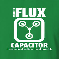 New Back To The Future Shirt The Flux Capacitor makes travel props hoverboard