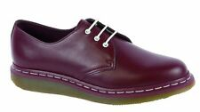 Original Classic Doc Dr Martens 3-hole 1461 Valdemar Cherry Red 15098600