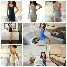 Sexy Women's Summer Bandage Bodycon Evening Party Cocktail Short Mini Dress Hot