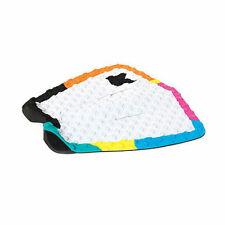 Modom Alanna Blanchard Tail Pad (White/Multi) Mens Unisex Tail Traction Grip Dec