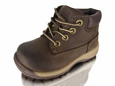 Timberland Toddlers Timber Tykes EK Lace-Up Boot Baby Trainers