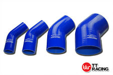 4Ply 45 Degree Silicone Silicon Elbow Hose Pipe 6mm wall thickness