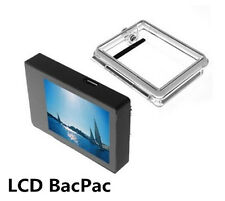 Hot Seller Gopro LCD Bacpac Displays With Backdoor For Gopro Hero2 3 3+ 4 New
