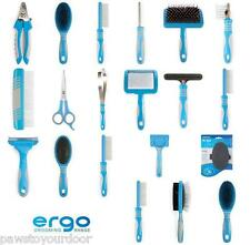 Ancol Ergo Dog Grooming Products Clippers Comb Brush Tick Blade Scissors Blade