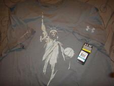 UNDER ARMOUR 1254418 CHARGED COTTON STATUE OF LIBERTY SHIRT SIZE XL MEN NWT $$$$