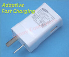 Original SAMSUNG ADAPTIVE FAST AC Wall Charger & USB 2.0 Cable S6 EDGE+ NOTE 5