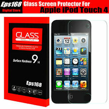 New Premium Real Tempered Glass Film Screen Protector for Apple iPod Touch 4 4th