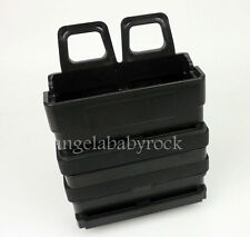 FAST ATTACH MOLLE AIRSOFT RIFLE MAG MAGAZINE POUCH 7.62 AMMO POUCH HOLDER-0265