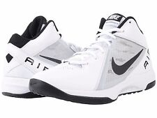 NIKE AIR OVERPLAY IX WHITE MENS 2016 BASKETBALL SHOES ** FREE POST AUSTRALIA