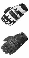 Scorpion Klaw II Gloves Short Cuff Leather Motorcycle Riding Gloves