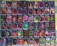 Angry Birds The Movie Trading Cards -  Select from #61 - #120