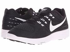 NIKE LUNARTEMPO 2  BLACK ANTHRACITE WHITE WOMENS 2016 RUNNING SHOES  **ALL SIZES