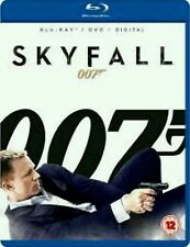 Skyfall (Blu-ray + DVD + Slip Case 2-Disc Set Combo Pack) 007 James Bond.