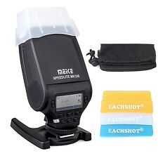 MEIKE MK-320 TTL flash Speedlite for Canon Nikon Sony Panasonic Olympus Fujifilm