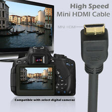 High-Speed HDMI to Mini-HDMI Cable 1080P for DV HDTV 3FT length