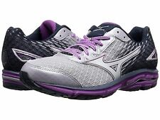 MIZUNO WAVE RIDER 19 LILAC MARBLE WHITE VIOLET WOMENS SHOES **FREE POST AUST