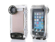 Underwater Photo Taking Housing Waterproof Submersible Diving Case For iPhone